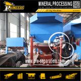 小さい鉱山のマンガンのミネラル重力のジグの分離器のマンガンの鉱石機械