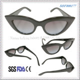 Women Sunglasses를 위한 Fox Eye Shaped Frames Sunglasses