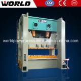 H-Rahmen-Doppelt-Kurbel-Metalllochende Presse