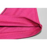 Druk de Van uitstekende kwaliteit van het Scherm van de Polyester van de douane om de T-shirt van de Hals