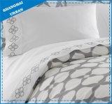 De klassieke Afgedrukte Reeks van het Blad van het Bed Microfiber van de Polyester Zachte