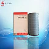 Filtre à air B222100000501 d'excavatrice pour l'excavatrice Sy135c/155/115 de Sany