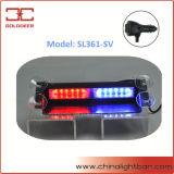 Luz clara da viseira do estroboscópio do diodo emissor de luz da polícia para o carro