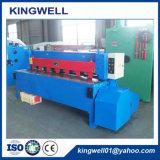 Q11-4X2500 Guillotine die van het Type van hoge snelheid de Mechanische Scherpe Machine (Q11-4X2500) scheren