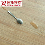 寄木細工の床6mm Handscraped Grain WPC Flooring