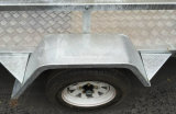 Aluminum Floorの8X5 Hot Dipped Galvanized Tilt ATV Trailer