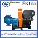 Pompe résistant à l'acide de boue d'exploitation de doublure de Rubbler (ZJR)