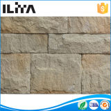 Pierre artificielle de matériaux de construction de pierre de Faux de tuile de mur (YLD-32011), colorant pour Bric