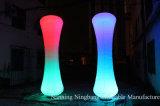Cône gonflable personnalisé de pilier avec l'éclairage LED pour la décoration d'événement