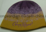 Le chapeau/chapeau de jacquard tricotés parhiver, façonnent le Beanie chaud
