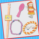 Principessa di plastica Bag Girls Toy con Cnady