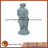 磨かれたGranite Figure Art SculptureかSaleのためのCarving