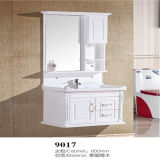 Side Cabinet를 가진 잘 고정된 High Quality Wooden Bathroom Vanity