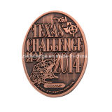 Copper antico Challenge Coin per Promotion