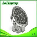 Het OnderwaterLicht van het Lichaam Material&IP68 van de Lamp van het roestvrij staal 18W (hl-PL18)