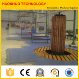 Transformer Production를 위한 수직 Coil Winding Machine