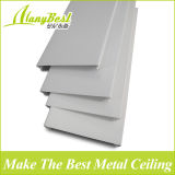 Foshan-lineare Streifen-Aluminiumdecke für Innendekoration