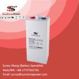 Baterias recarregáveis solares de bateria 2V 420ah do gel profundo do ciclo