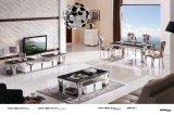 熱い販売の大理石のホーム家具のコーヒーテーブル