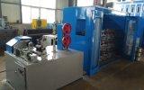 Einzelne Decker-Stahldraht-Metalschlauch-Einfassungs-Maschine