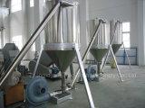 Gránulo sólido y sólido del PVC que hace la máquina