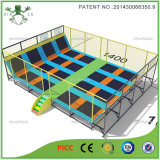Professional DesignおよびHighqualityの子供Trampoline