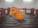 Simulador de passeio mecânico inflável do rodeio do cavalo