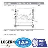 벤츠 W163/Ml55'00-03 /Ml350 ' Dpi에 00를 위한 알루미늄 방열기: 2345