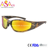 Óculos de sol Tr90 polarizados esporte do desenhador de moda dos homens (14355)