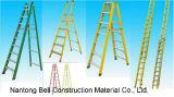 De Ladders van de glasvezel, FRP/GRP Grating, Vouwende Ladder Met hoge weerstand, Multifunctionele