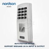 Système biométrique de contrôle d'accès de porte de degré de sécurité de serrure de porte