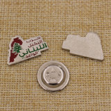 Progettare il Pin per il cliente del risvolto del metallo del distintivo del ricordo con il prezzo poco costoso
