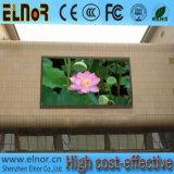 Grosses im Freienbekanntmachen P8 LED-Bildschirmanzeige-Panel