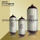 자동 차량 (ISO11439)를 위한 90L 고품질 CNG 실린더