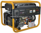 8kw Open Type Three Phase Portable Gasoline Generators (ZGEA9000-3 und ZGEB9000-3)