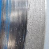 Cuchilla Teja diamante de cristal para una solución de corte limpio y rápido