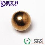 O cobre de lustro oco chapeou a esfera de aço inoxidável de 100mm /Chrome