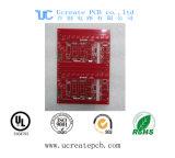 고품질을%s 가진 빨간 Fr4 PCB 인쇄 회로 기판