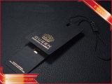 Логос OEM напечатал бирку вида цены одежды бумажную