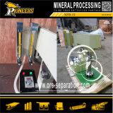 Multi schiuma Flotator di prova del minerale metallifero del laboratorio della scanalatura Xfd-12 da vendere