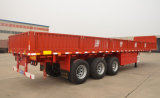 el 13m 3 Axles Side Wall Semi-Trailer