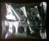 Машина пластичной конвейерной Salver автоматическая упаковывая (HFT-3824B)