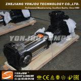 Pompe centrifuge à plusieurs étages légère