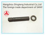 Arruela Dh360 no. 60116439k do Pin de travamento do dente da cubeta da máquina escavadora para a máquina escavadora Sy335/365 de Sany