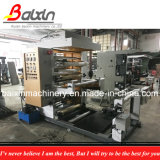 Máquina automática de alta velocidad de cartón corrugado de 4 colores de impresión flexográfica