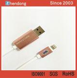 Mecanismo impulsor de alta velocidad del flash del USB de OTG para el iPhone