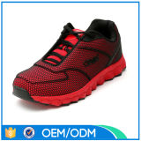 Sapatas Running do esporte do tipo respirável do OEM do ar dos homens da qualidade superior