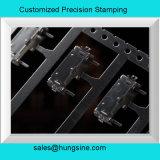 Stahlblech-Platte, die Stahlteile stempelt