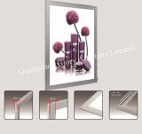 Polished 은 알루미늄 스냅 프레임 가벼운 상자