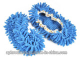 빨 수 있는 Microfiber 먼지 셔닐 실 집 청소를 위한 게으른 단화 덮개 또는 모자 또는 Mop 또는 슬리퍼